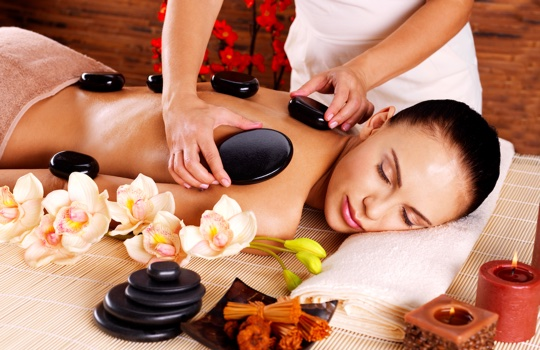 Booking Hot Stone Massage 90 Minutes for $100 (regularly $130)